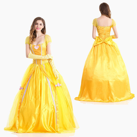 Beauty and the Beast Belle Princess  Dress