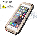 Heavy Duty Waterproof iPhone Case