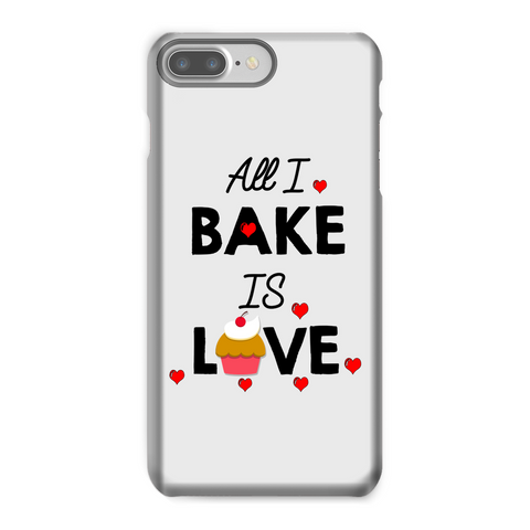All I Bake Is Love Phone Case