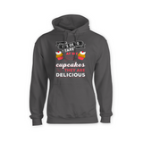 It's OK To Look At My Cupcakes Hoodie