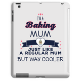 I'm A Baking Mum Tablet Case