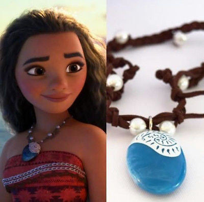 Disney Princess Moana Polynesian Necklace