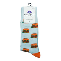 Hamburger Socks - Toetally Delicious Socks