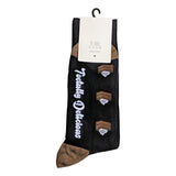 BROWNIE SOCKS - Toetally Delicious Socks