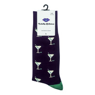 Martini Socks - Toetally Delicious Socks