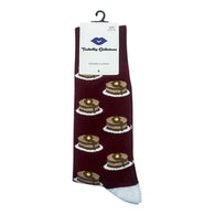 Pancake Socks - Toetally Delicious Socks