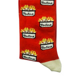 Poutine Socks - Toetally Delicious Socks