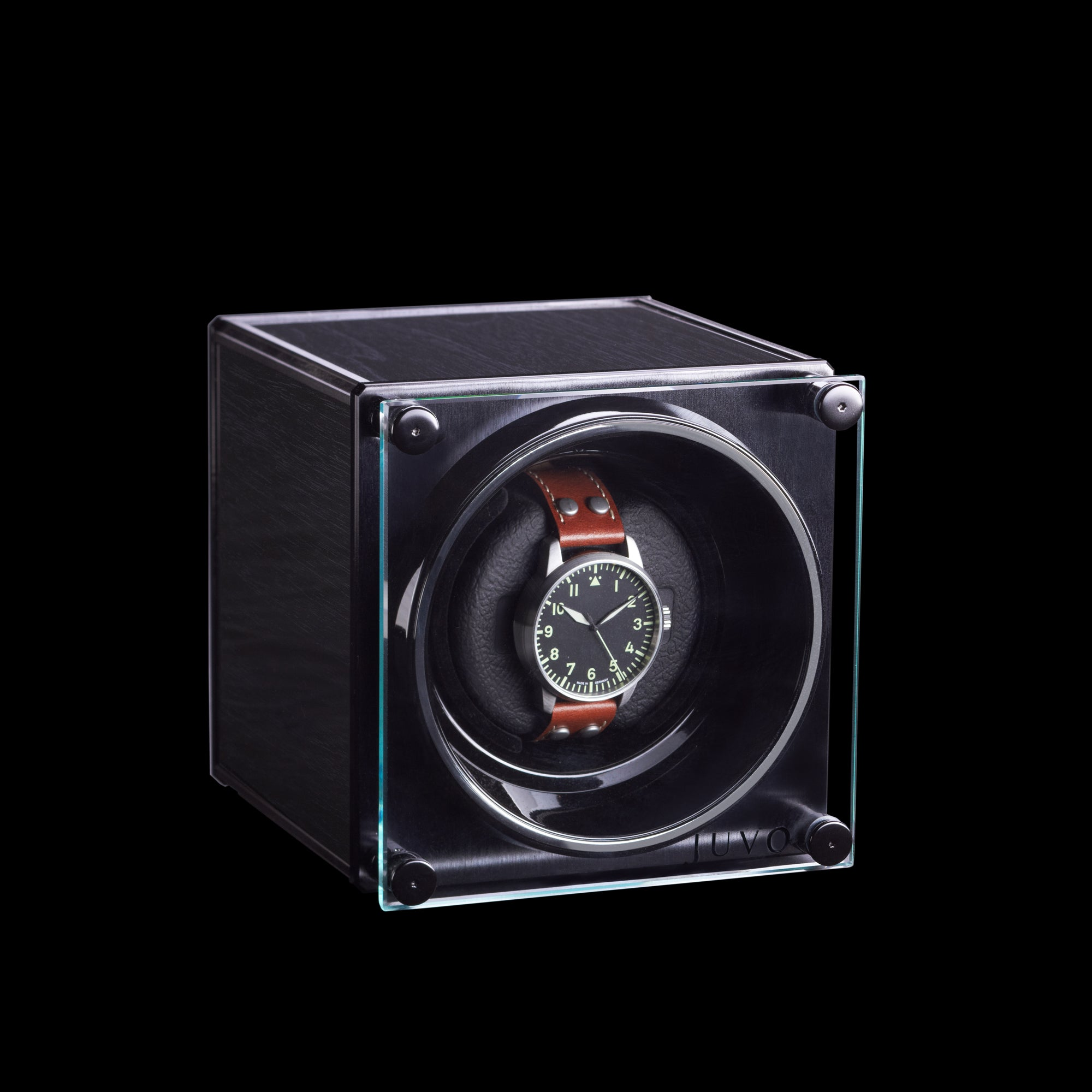 Juvo Luxury A1 Single Watch Winder For Men S Automatic Watch Juvo