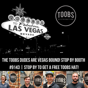 The Toobs Dudes are Headed to Las Vegas! Stop By and Visit us at the 2019 Champs Tradeshow!