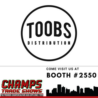 Team Toobs: See you all at Champs Tradeshow!