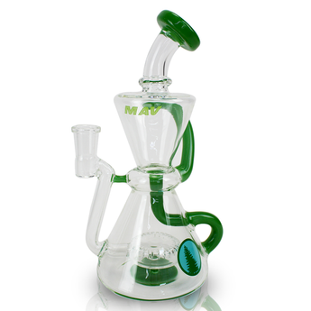 Mav Glass: The Forest Recycler