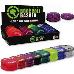 Broccoli Basher Grinder Pack (12pk)