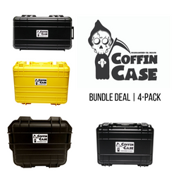 Coffin Case Four Pack Bundle Deal