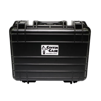 Coffin Case Large Black