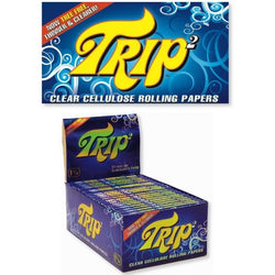 Trip2 1 1/4 Clear Rolling Papers