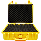 Coffin Case Large Yellow