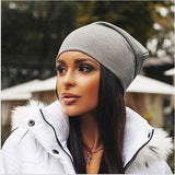 Baddie Beanie - The Luxe Beauty Co.