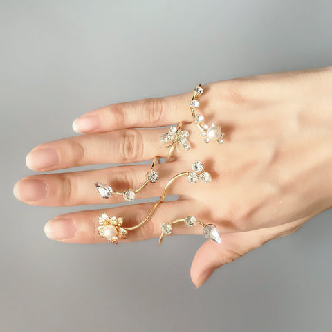 The Little Things Ring Set - The Luxe Beauty Co.