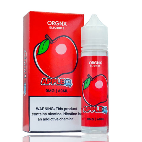 ORGNX - APPLE ICE 60ML