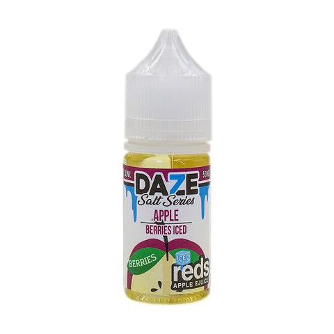 REDS SALT - APPLE ICED BERRIES EJUICE 30ML