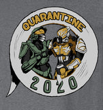 (PRE-ORDER) QUARANTINE 2020 SHIRT FOR CHARITY - LIMITED EDITION