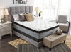 Sierra Sleep by Ashley Mt Rogers Pillow Top Medium Queen Mattress - Wayne's Outlet