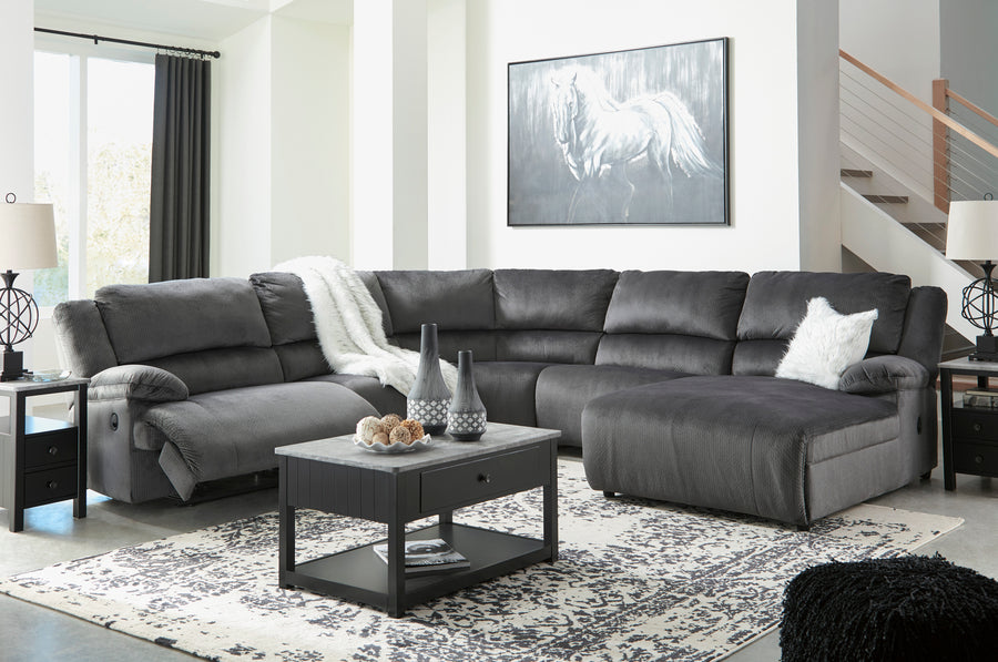 Remarkable Simmons Upholstery Shiloh Granite Double Reclining Sofa And Ibusinesslaw Wood Chair Design Ideas Ibusinesslaworg