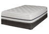 Paramount Sleep Back Performance™ FE Anchor Euro Top Medium Queen Mattress and Box Spring - Wayne's Outlet