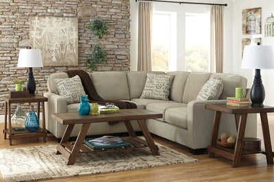 Signature Design by Ashley Alenya 2 Piece Sectional - Wayne's Outlet