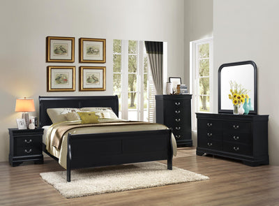 STELLA LOUIS PHILIPPE BEDROOM SET - Wayne's Outlet