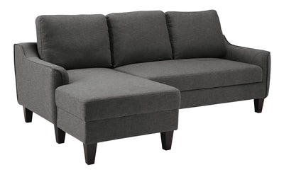 Signature Design by Ashley Jarreau Sofa Chaise Sleeper - Wayne's Outlet