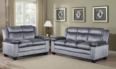 DENTON SOFA AND LOVE SEAT - Wayne's Outlet