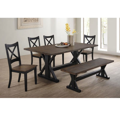 Landrum dining set 6 pc - Wayne's Outlet