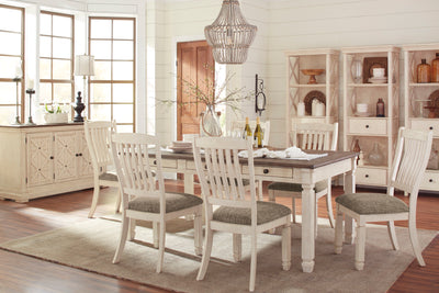 Bolanburg 6 Piece Dining Room Set - Wayne's Outlet