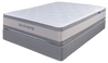"Spring Air Back Supporter™ Excellence Plush 14"" PR Dual-Sided Euro Pillow Top Queen Mattress Set - Wayne's Outlet"