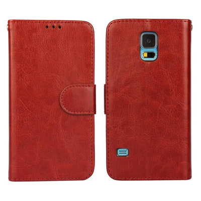 Wallet Leather Silicon Case - Wayne's Outlet
