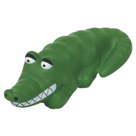 Smiley Sam Alligator Stress Toy