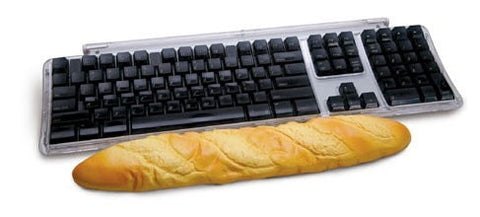 Baguette Keyboard Wrist Cushion -  - EPIC! Giftables