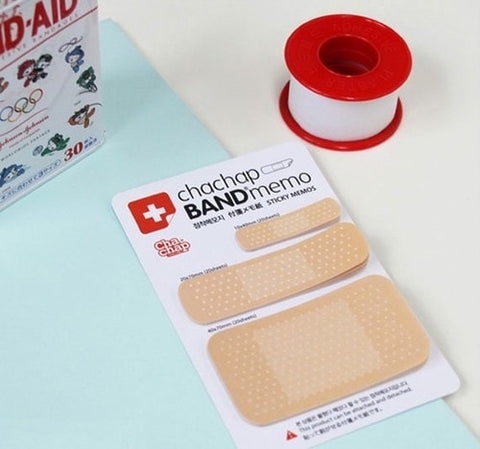 Band-Aid Sticky Notes -  - EPIC! Giftables