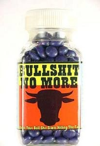 BS No More! Novelty Pills -  - EPIC! Giftables