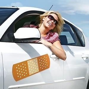 Car BandAid Magnet -  - EPIC! Giftables