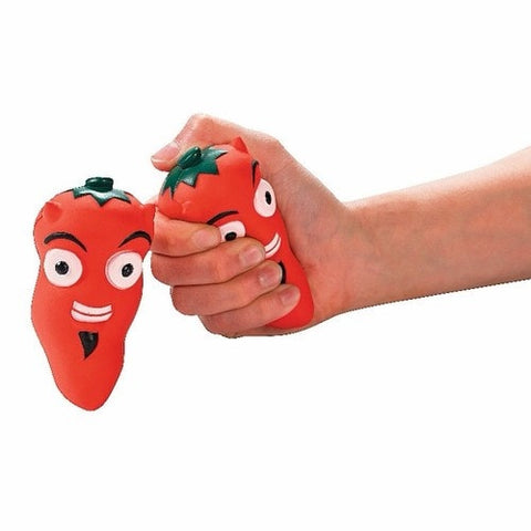 Chili-Satan Stress Toy -  - EPIC! Giftables