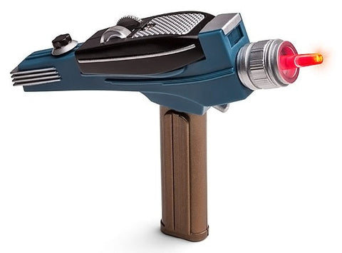Classic Star Trek Light-Up Phaser