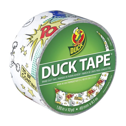 Comic Book Duck Tape -  - EPIC! Giftables