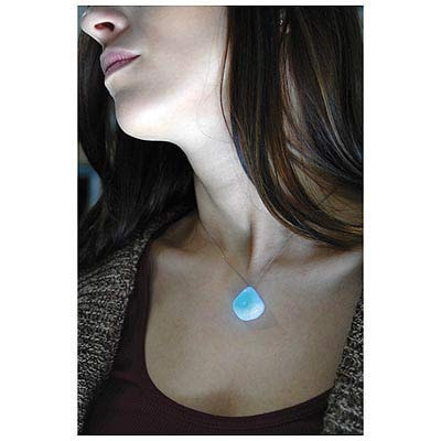 Glowing Crystal LED Necklace -  - EPIC! Giftables