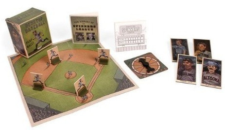 Vintage Desktop Baseball Game