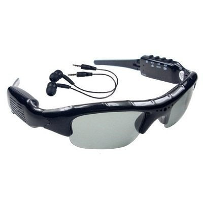 DVR Video Camera Sunglasses (8GB) -  - EPIC! Giftables