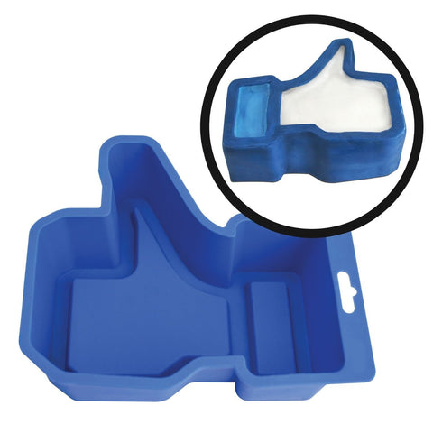 Facebook LIKE Cake Mold