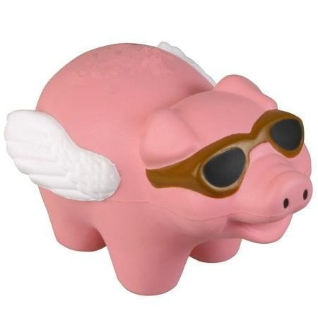 Flying Pig Stress Toy -  - EPIC! Giftables
