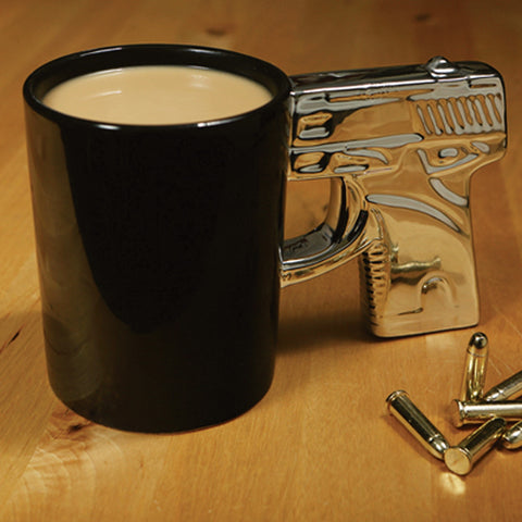 Packing Heat Gun Mug